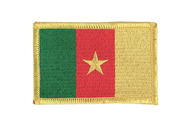 Cameroon - Flag Patch