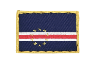 Cape Verde Flag Patch