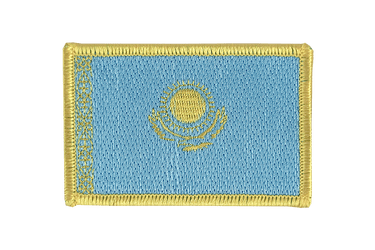 Kazakhstan - Flag Patch