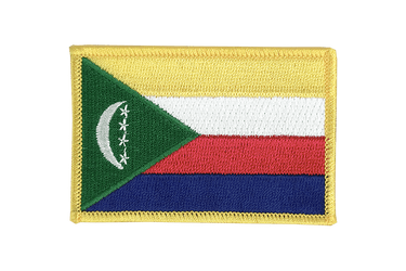 Comoros Flag Patch