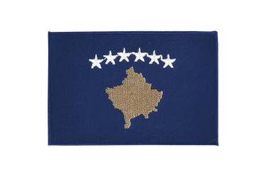 Kosovo Flag Patch