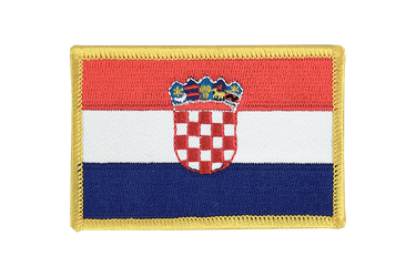 Croatia Flag Patch