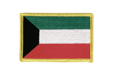 Kuwait Flag Patch