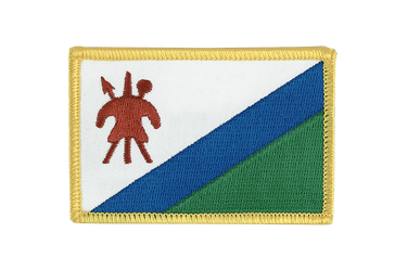 Lesotho old Flag Patch