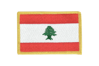 Lebanon Flag Patch