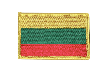 Lithuania Flag Patch