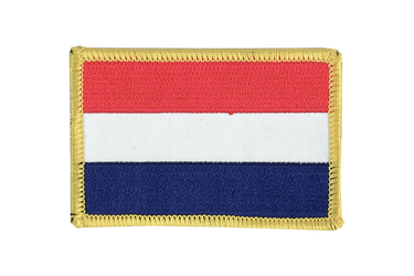 Luxembourg - Flag Patch