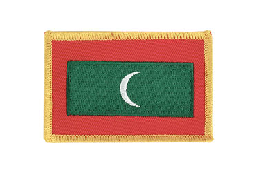 Maldives - Flag Patch