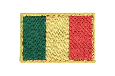 Mali Flag Patch
