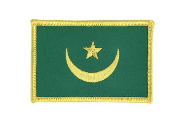 Mauritania - Flag Patch