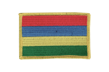 Mauritius - Flag Patch