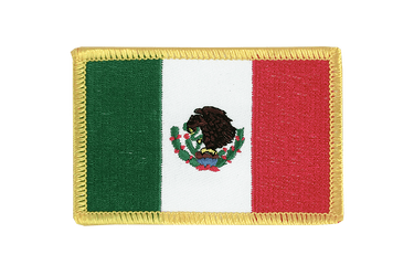 Mexico Flag Patch