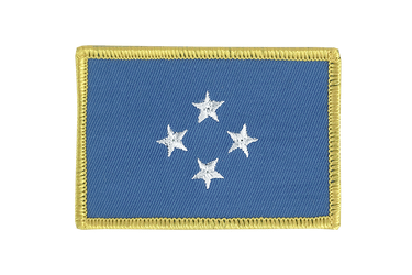 Micronesia Flag Patch