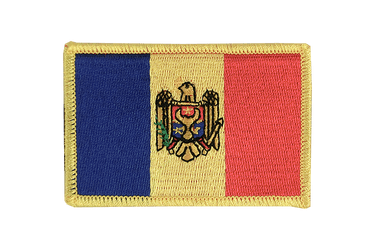 Moldova Flag Patch