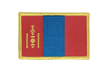 Mongolia Flag Patch