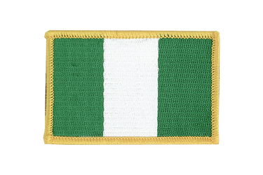 Nigeria Flag Patch
