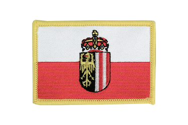 Upper Austria Flag Patch
