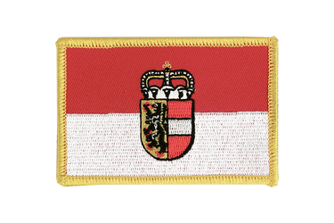 Salzburg Flag Patch