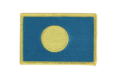 Palau Flag Patch