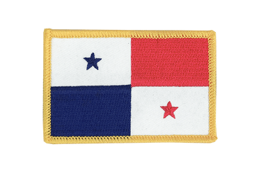 Panama Flag Patch