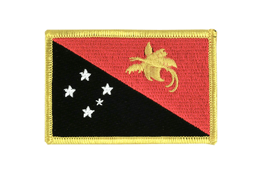Papua New Guinea Flag Patch