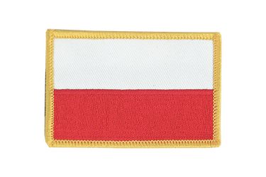 Poland Flag Patch