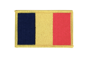 Rumania Flag Patch