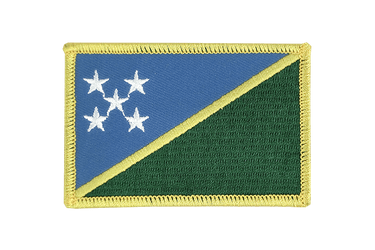 Solomon Islands Flag Patch