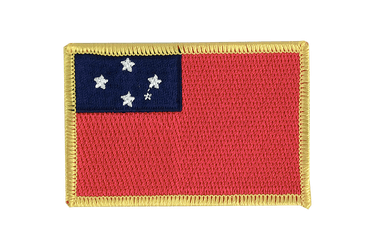 Samoa Flag Patch