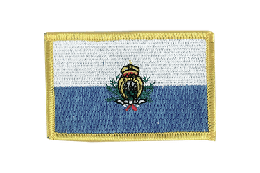 San Marino - Flag Patch