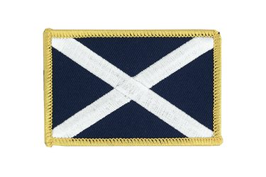 Scotland navy Flag Patch