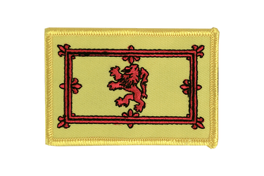 Ecosse Royal Écusson 6 x 8 cm