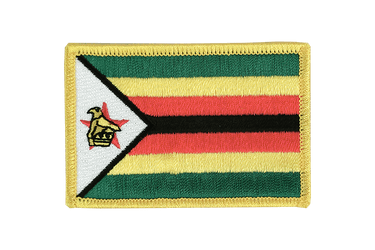Zimbabwe Flag Patch