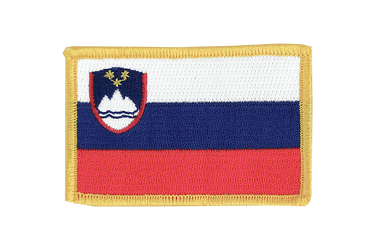 Slovenia Flag Patch