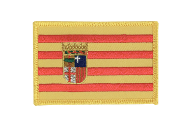 Aragon Flag Patch