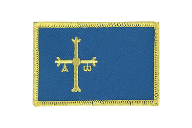 Asturias Flag Patch