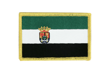 Extremadura Flag Patch