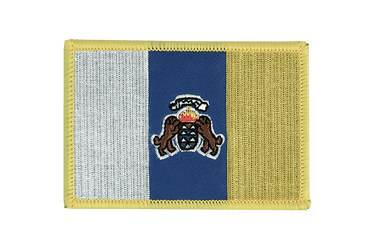 Canaries - Flag Patch