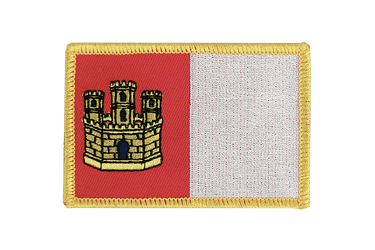 Castile-La Mancha Flag Patch