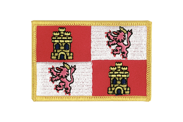 Castile and León Flag Patch