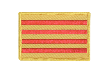 Catalonia Flag Patch