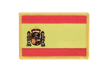 Spain with crest Flag Patch