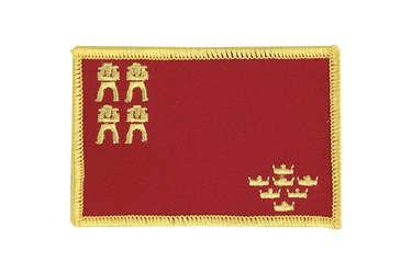 Murcia Flag Patch