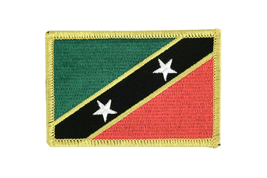 Saint Kitts and Nevis - Flag Patch