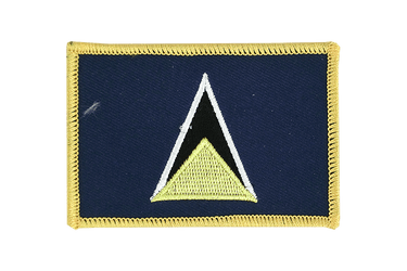 Saint Lucia Flag Patch