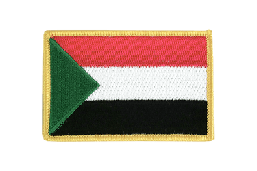Sudan Flag Patch