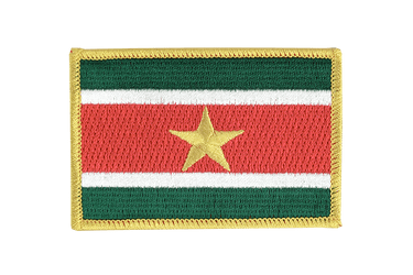 Suriname Flag Patch