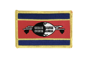 Swaziland Flag Patch