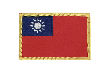 Taiwan - Flag Patch