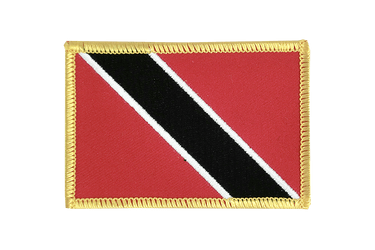 Trinidad and Tobago Flag Patch